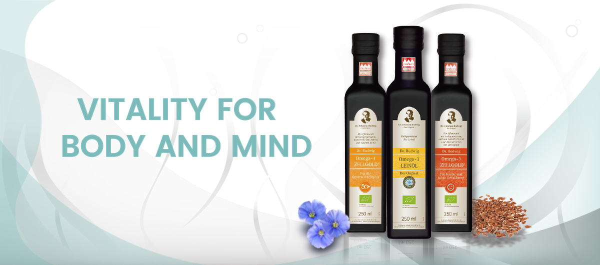 Vitality For Body And Mind