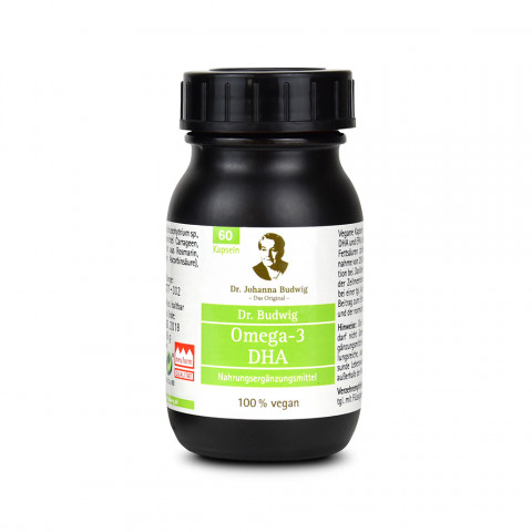 Omega-3 DHA (60 pcs)
