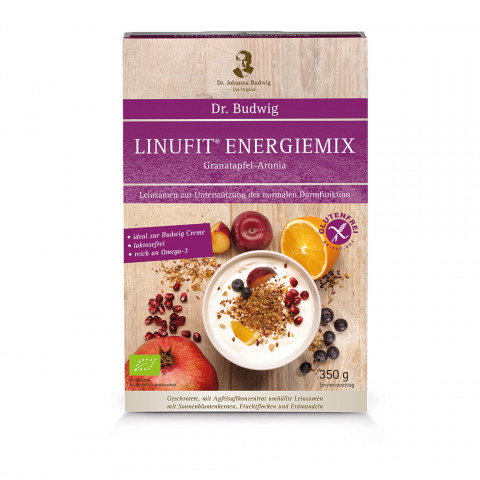 Energie Mix – Granatapfel-Aronia